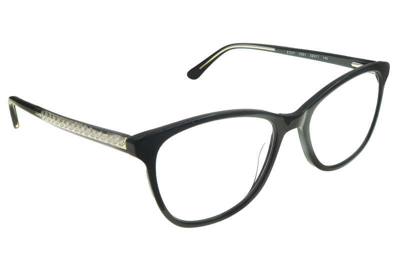Cat Eye Computer Glasses with Blue Light Filter