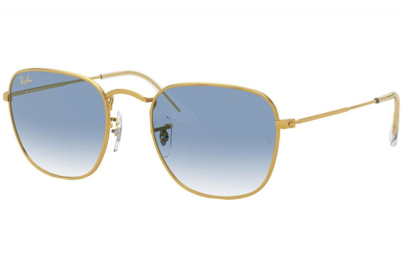Ray Ban Square Legend Gold