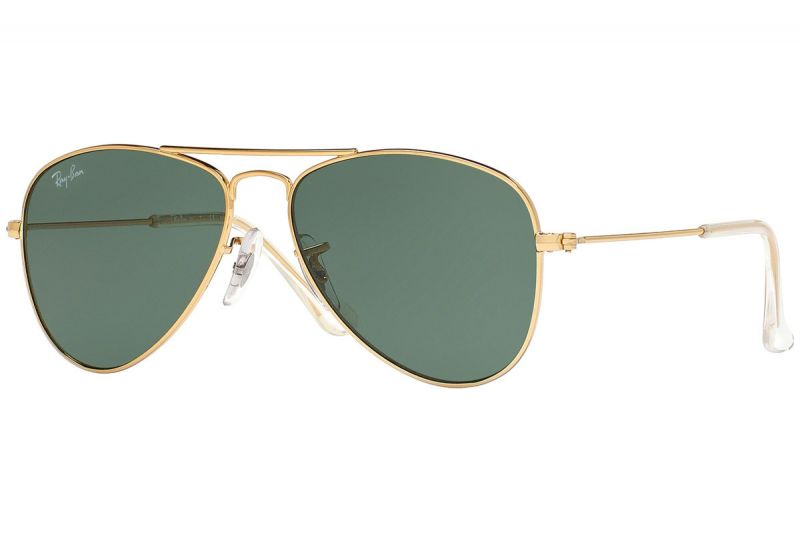Ray Ban Junior Aviator Sunglasses